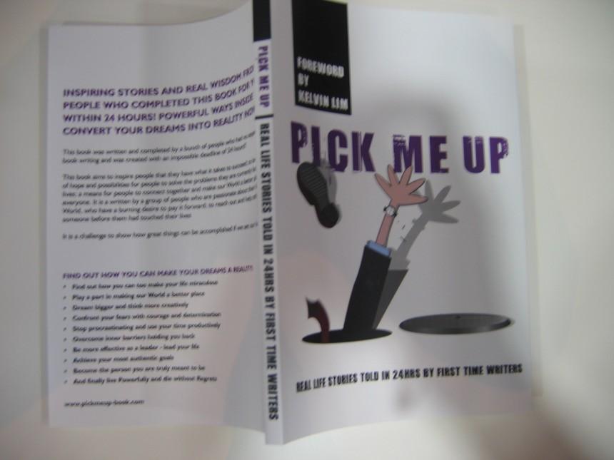 Our paper back versionbook!